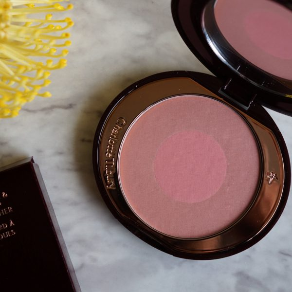 Charlotte Tilbury Cheek to Chic Blushes Review