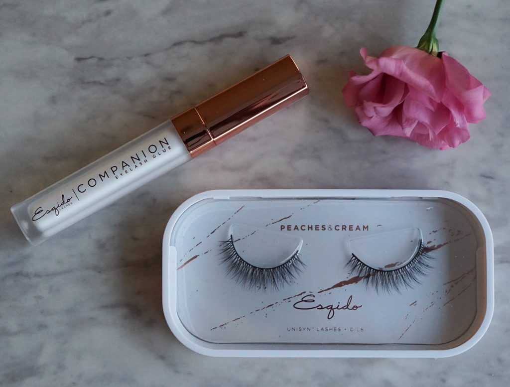 bb898e87aff I've tried a pair of Esqido lashes about two years ago and recently I got  to try out the new Esqido Unisyn Lashes in Peaches & Cream.