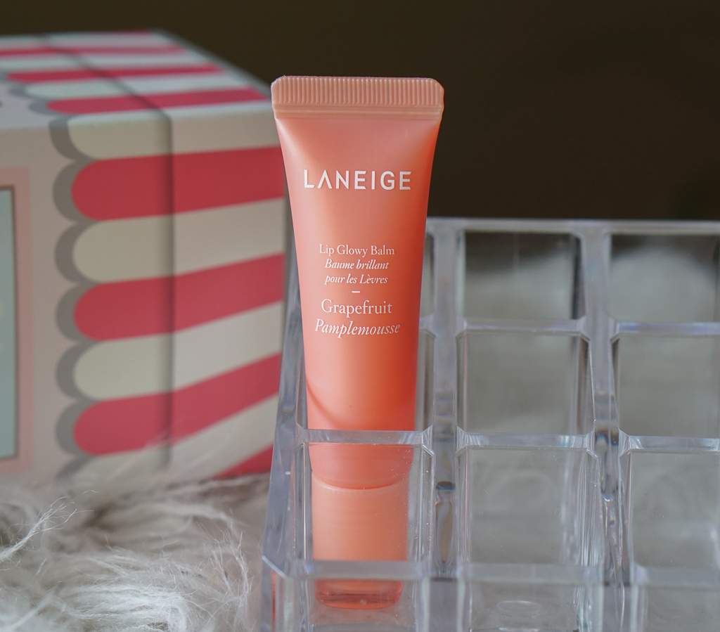 Laneige Lip Glowy Balm Grapefruit — Raincouver Beauty